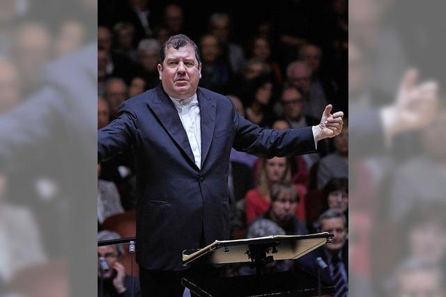 Sinfonieorchester Basel begrüßt mit dem Konzert