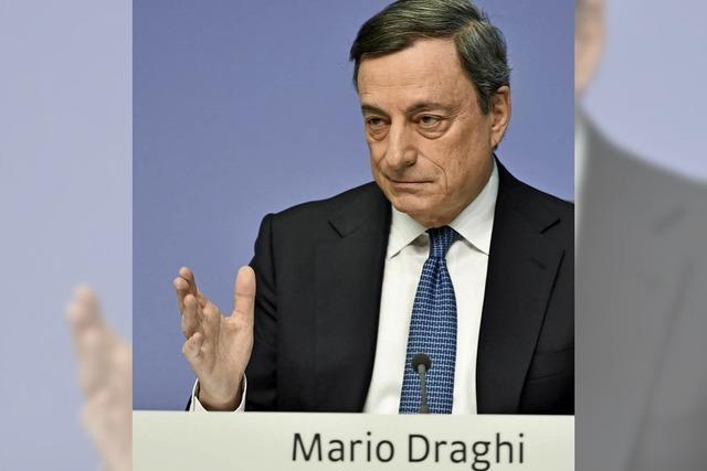 Ist der Kurs der Europäischen Zentralbank ungerecht?