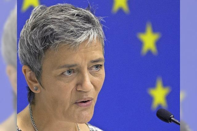 EU verschärft Kampf gegen Steuerdeals
