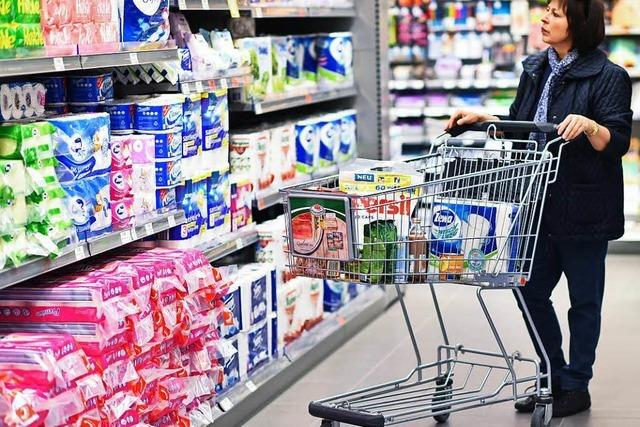 Mit diesen 8 Tricks gehen Supermärkte auf Kundenfang