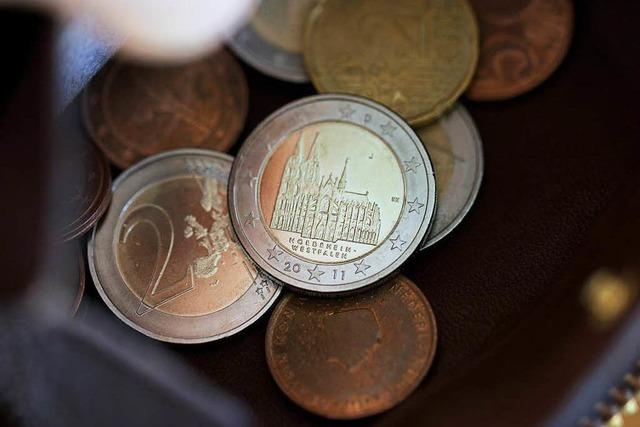 Plumpe Diebe klauen Geld aus Automaten