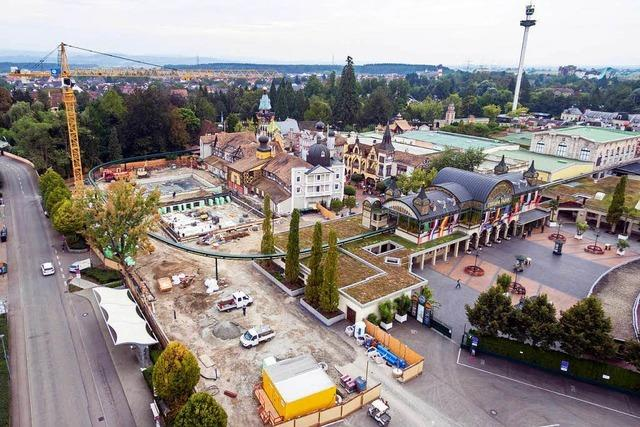 Europa-Park baut Flugsimulator für 25 Millionen