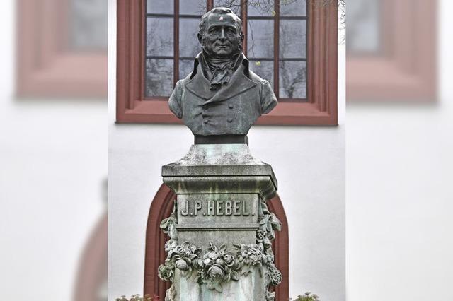 Mit dem Hebelbund auf den Spuren Johann Peter Hebels in Basel