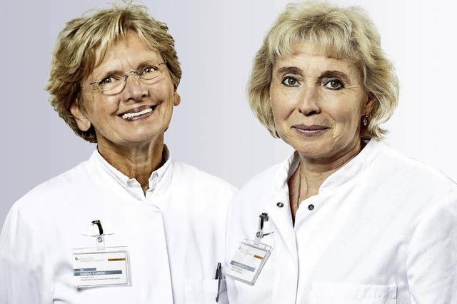 Sabina Kappos und Inna Bershadska über Demenz