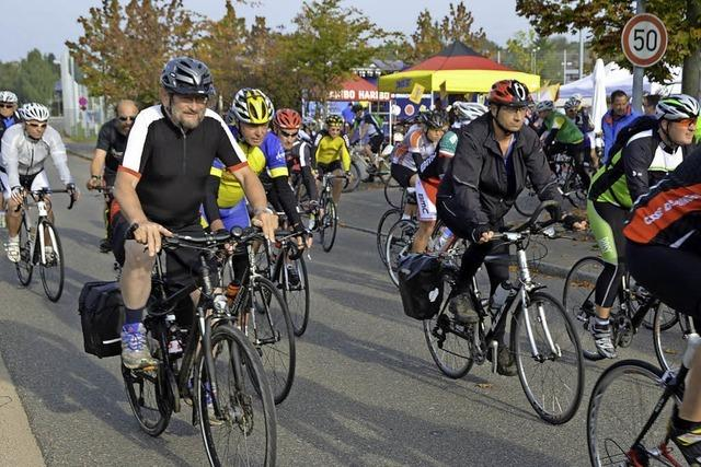 Per Fahrrad durch den Landkreis Lörrach