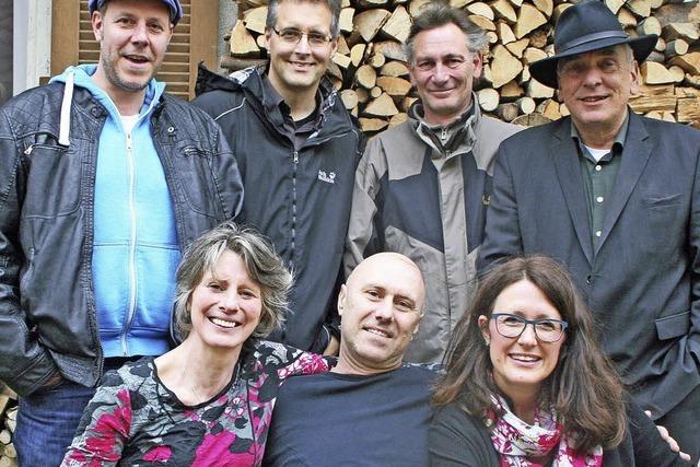 Die neue wunderbare Band in der Talvogtei in Kirchzarten