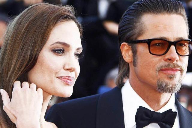 Angelina Jolie reicht Scheidung von Brad Pitt ein
