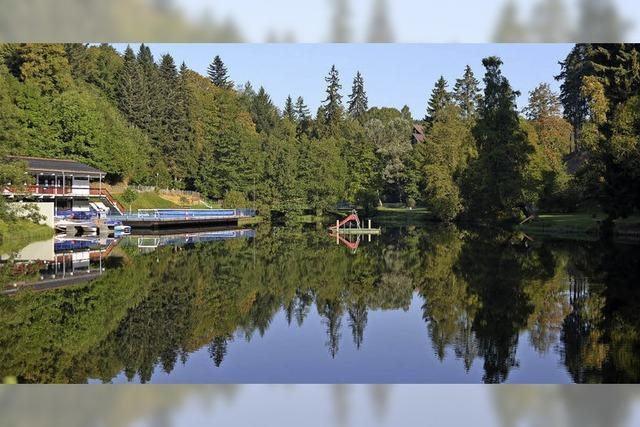 Vor 400 Jahren ist der See erstmals befischt worden