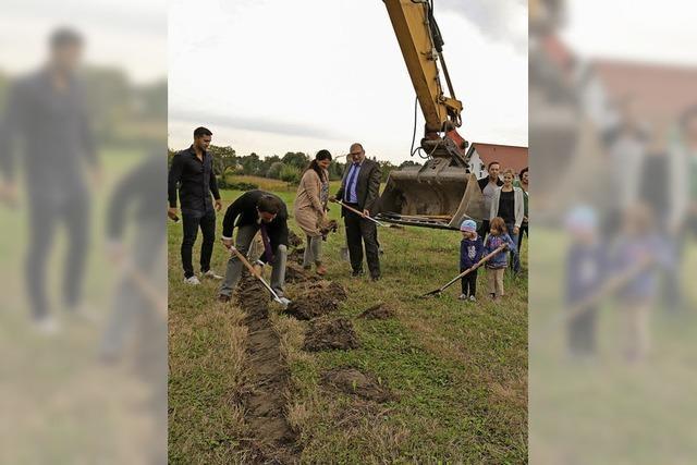 Neue Bauplätze entstehen im Süden von Kippenheim