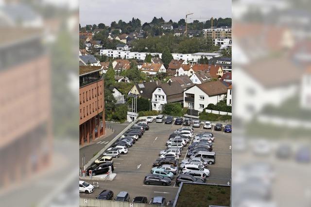Kampf um rare Parkplätze