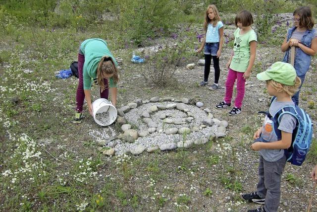 Die Kiesgrube feiert Zehnjähriges