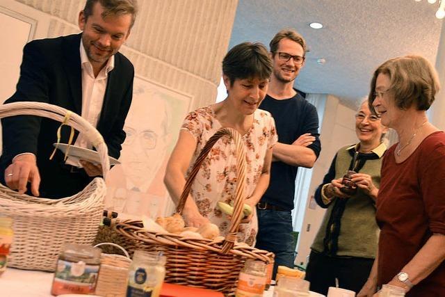 Weltladen Milchhüsli serviert faires Frühstück