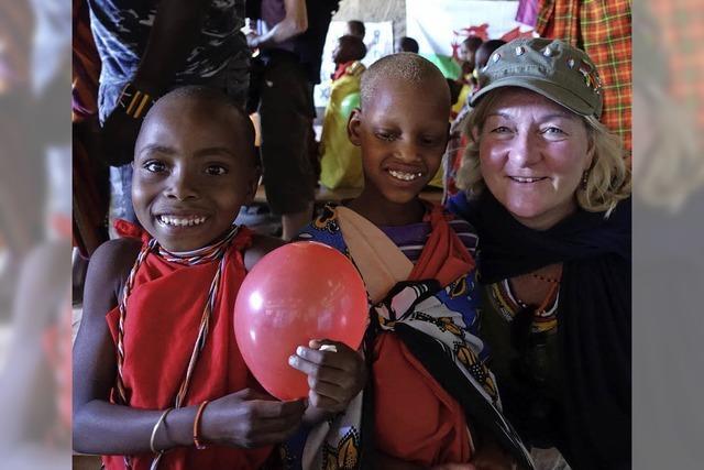 Benefizkonzert für die Massai in Kenia