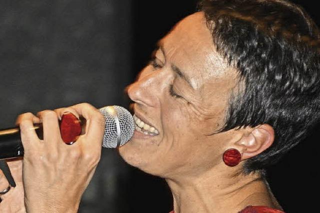 Steffi Lais feiert Bühnenjubiläum