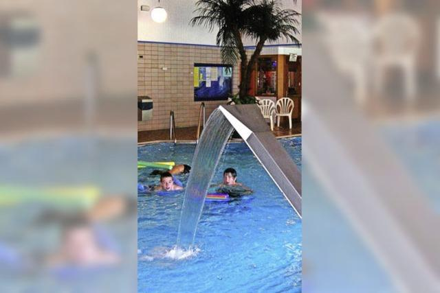 Schwimmbad und Eishalle werden ab kommendem Jahr teurer