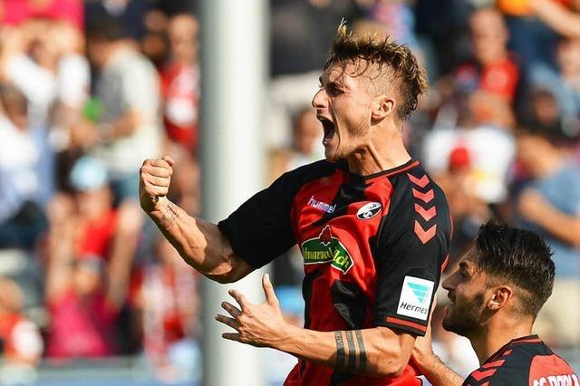 Liveticker: SC Freiburg – Hamburger SV 1:0