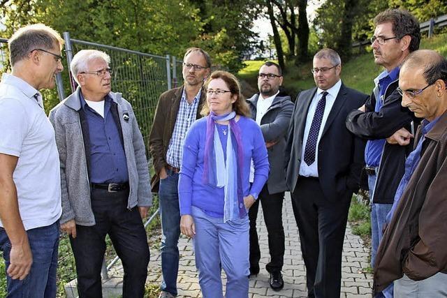 Radweg an der Rheinuferstraße wird für 70.000 Euro saniert