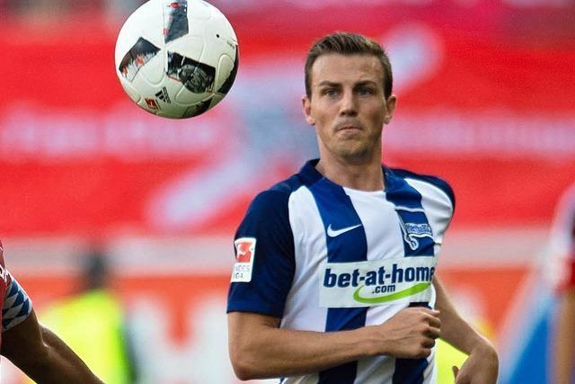 Hertha will weiter ungeschlagen bleiben