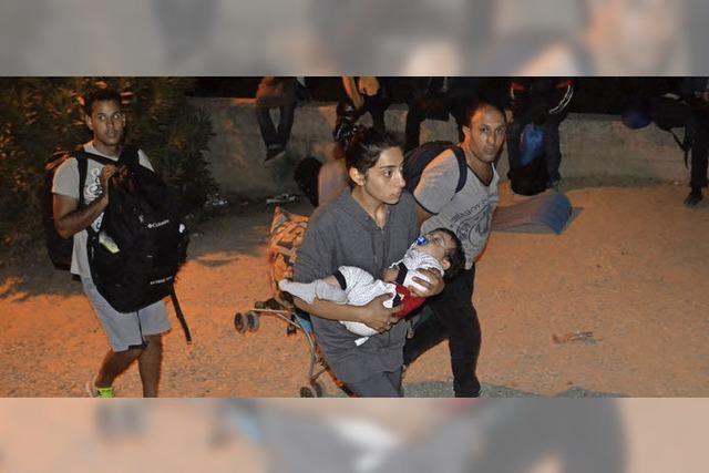 Flüchtlingspolitik in Trümmern