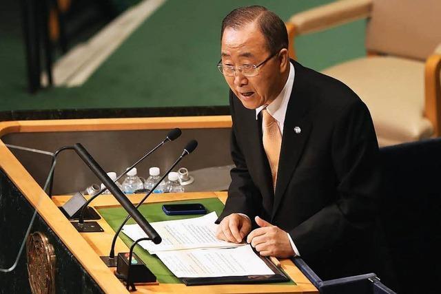 20 Zivilisten getötet: UNO geißelt Gewalt in Syrien