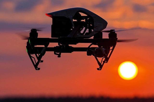 Drohnen dienen als Drogenkuriere für Gefangene