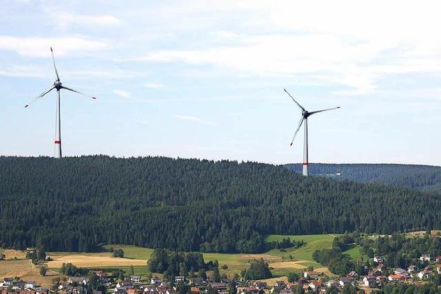 Höchenschwand will neue Windkraftanlagen verhindern
