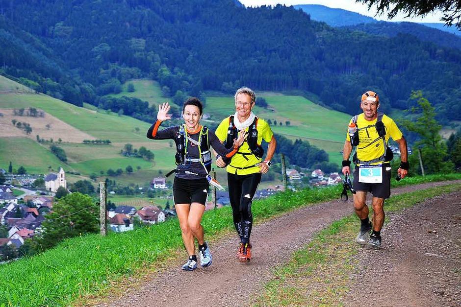 Impressionen von den Black Forest Trailrun Masters in Simonswald. (Foto: Horst Dauenhauer)