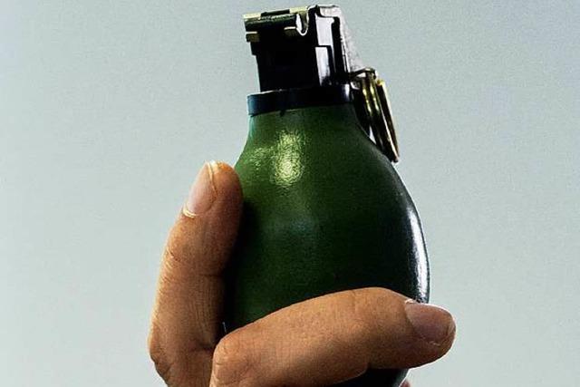 Villinger Handgranatenwerfer stehen vor Gericht