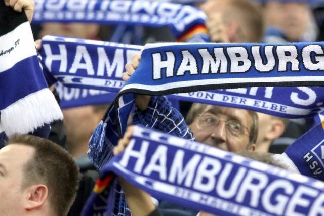 HSV-Fans beschädigen Straßenbahn in Freiburg