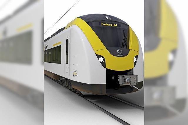 Bürgerinitiative Münstertalbahn ist skeptisch, dass neue S-Bahn-Züge leiser werden
