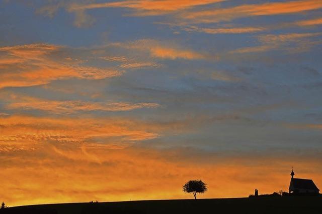 Morgenröte für Frühaufsteher