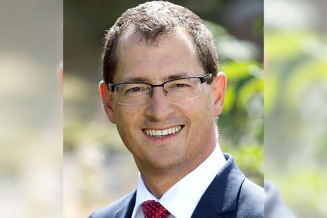 Michael Frech ist neuer Vorstand der Sparkasse Hochschwarzwald