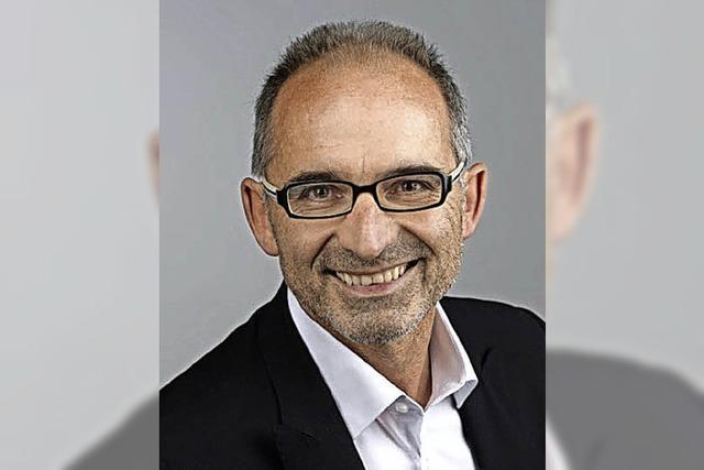 Norbert Schindler einziger Kandidat für Bürgermeisterwahl