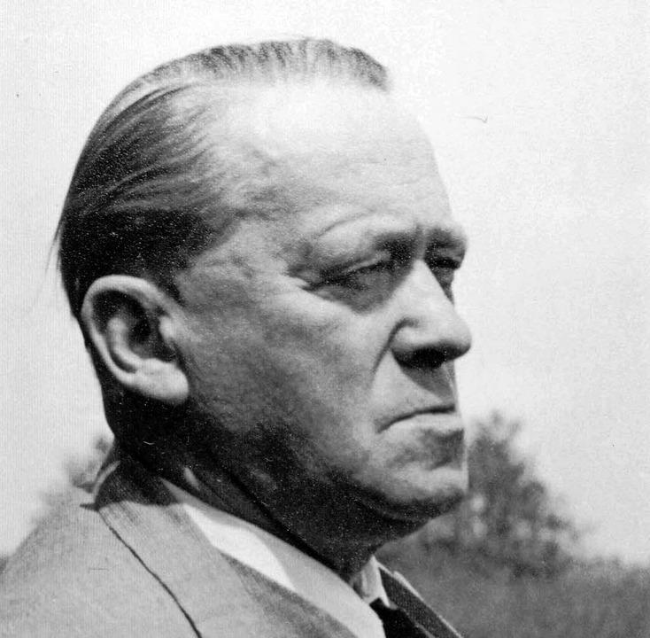 Hermann Burte  | Foto: Gemeinde Hausen