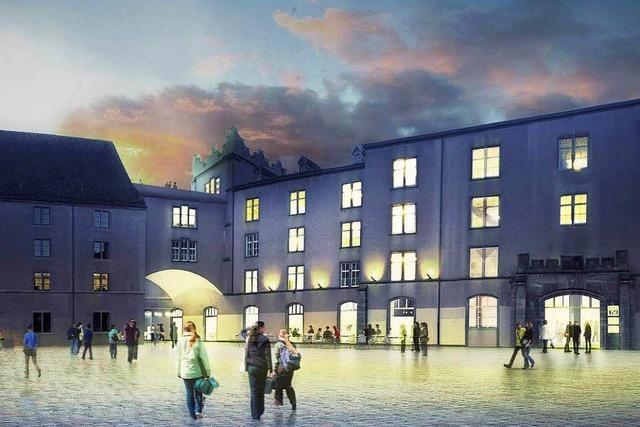 Basler Kantonsparlament bewilligt Umbau der Kaserne