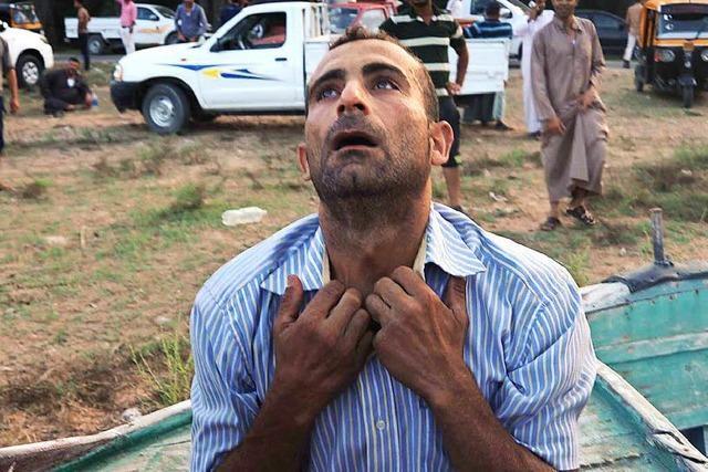 Über 40 Tote nach Untergang von Flüchtlingsboot vor Ägypten