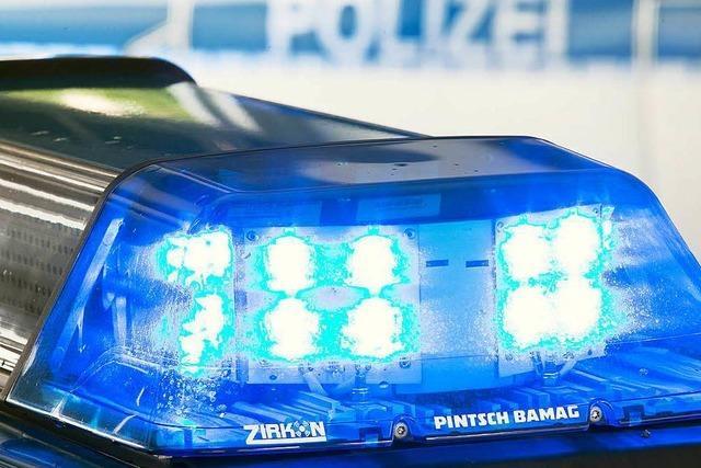 Polizei ertappt Mann bei Diebestour in Waldshut