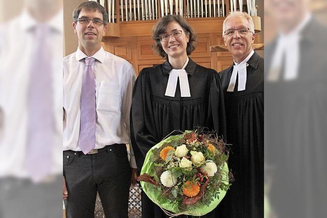 Pfarrerwechsel in Bötzingen und Eichstetten