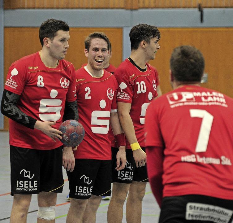 <BZ-FotoAnlauf>Landesliga Nord:</BZ-Fo...ck in dieser Szene aus der Vorsaison.     Foto: Bettina Schaller