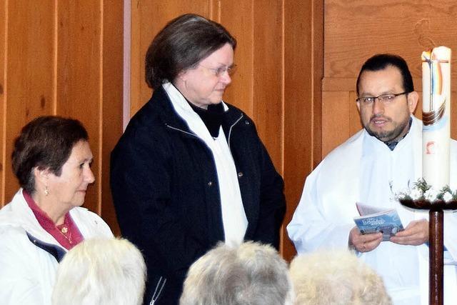 Padre Rober findet Schwarzwälder Kirschtorte lecker