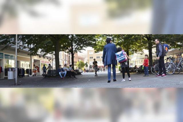Erneuerung des Lindenplatzes in zwölf Etappen