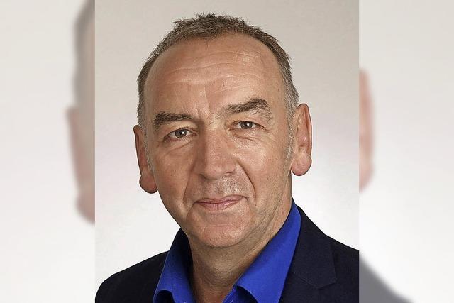 Grüne nominieren Norbert Großklaus