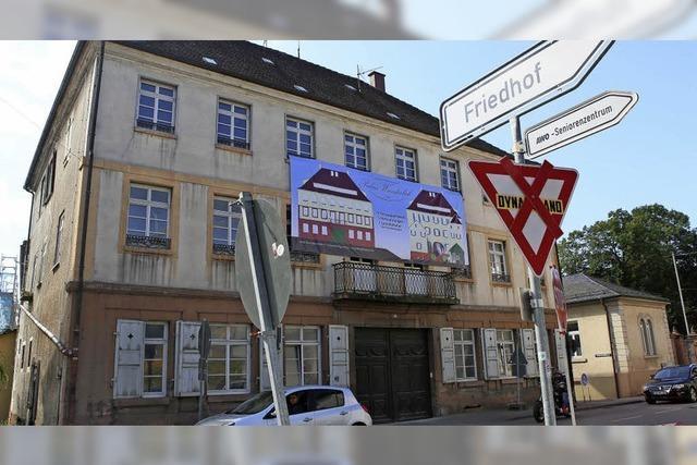 Kein Abriss - Zwei alte Gebäude an der Kaiserstraße sollen erhalten werden