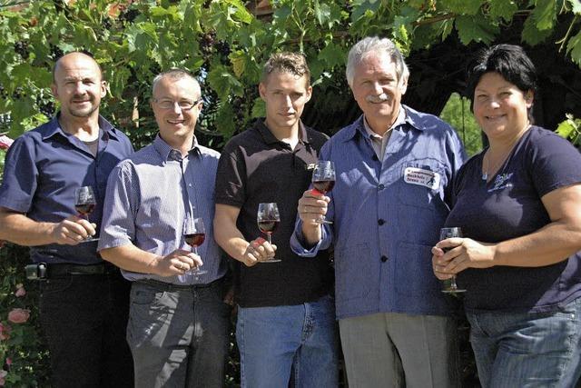 Zehnte Weinwanderung