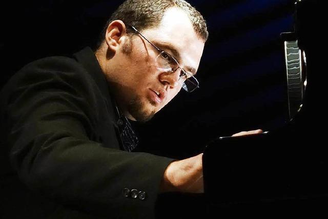 Lajos Toth gewinnt den fünften Jazzpiano-Wettbewerb