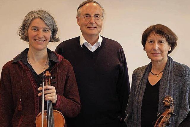 Barockmusik für den Verein Nothilfe