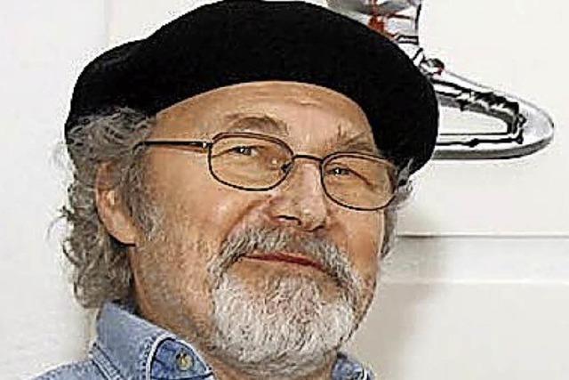 Fritz Bleicherts Atelier geöffnet