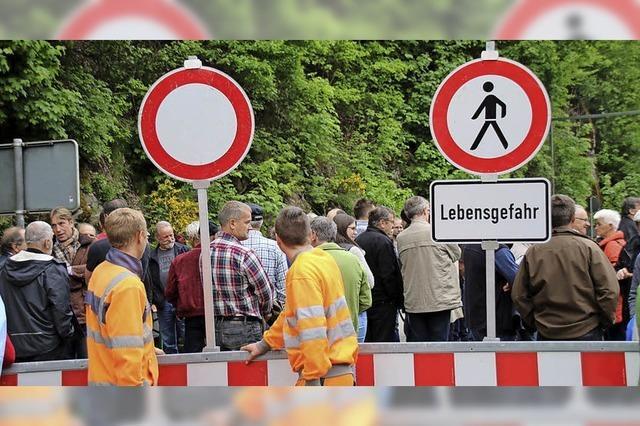 10 000 Unterschriften für Albtalstraße