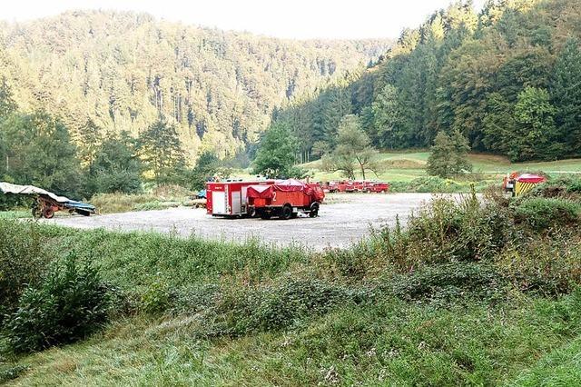 Feuerwehrmuseum wächst in die Höhe
