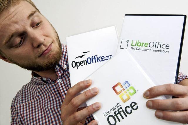 Offene Zukunft bei OpenOffice